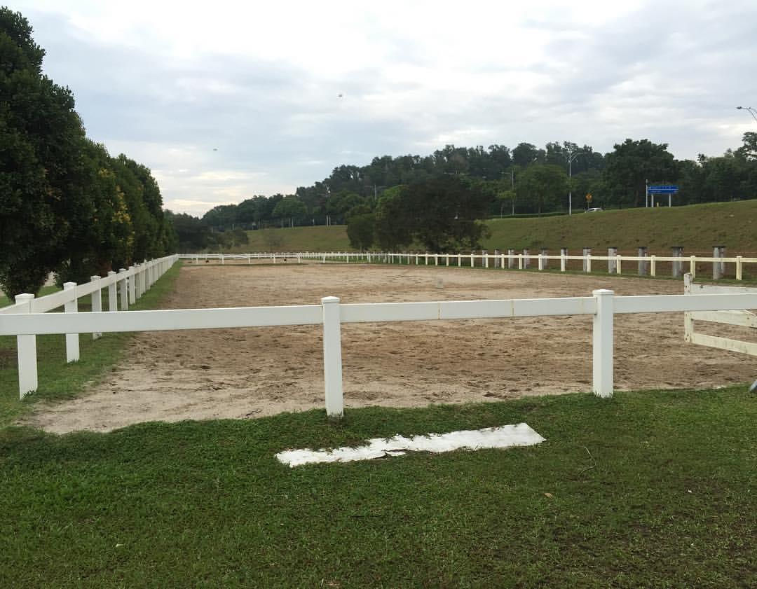Putrajaya Equestrian Park Paddock
