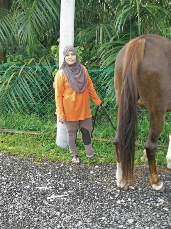 Kak Nuri from Vistapolo Equestrian
