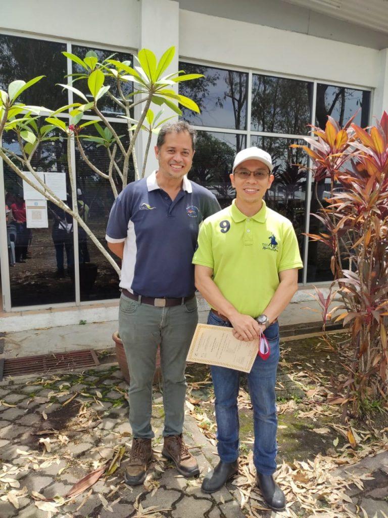 Majlis Ekuin Malaysia O Level - Daniel Foo & Husref Malik Jeremiah