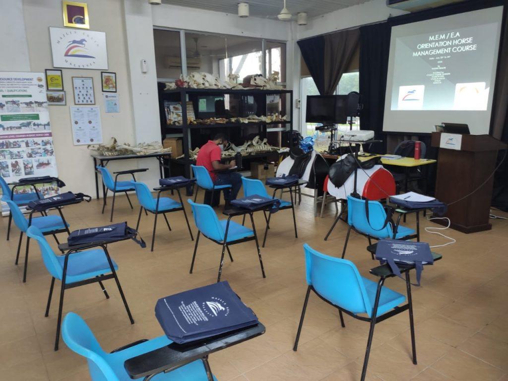 Majlis Ekuin Malaysia O Level - classroom